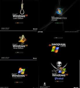 Windows-Bootskin-Collection