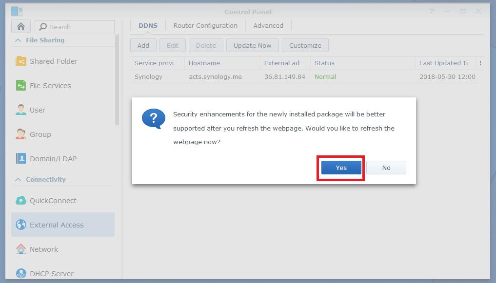 Synology : Cloud Station Server on NAS | Pmdk Dua Online