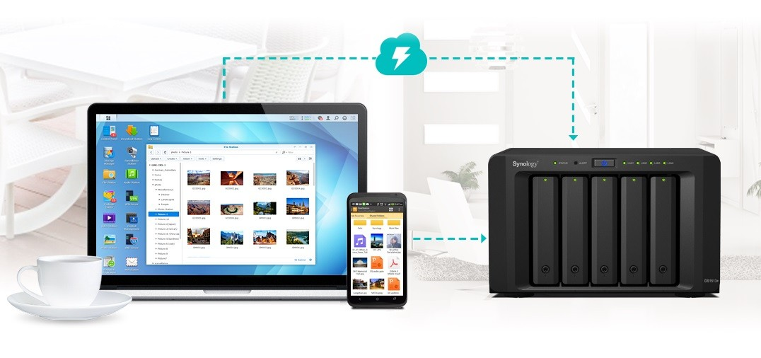 Synology Cloud Client